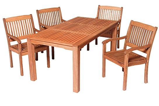GartenmObel Holz Auffrischen ~ Gartenmöbel Holz Aus Teak Akazie Und Hartholz Pictures to pin on